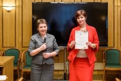 Торжественное награждение победителей конкурса Богатство недр моей страны в ГД РФ (1)