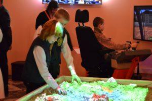 Открытие интерактивной игровой и экспозиций «Биосфера», «Миры Вернадского», «Человек — геологическая сила»