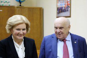 Визит Заместителя Председателя Правительства РФ Ольги Юрьевны Голодец