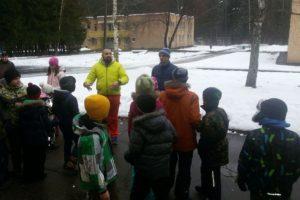 Зимний практикум в Учебно-Оздоровительном Комплексе «Солнечный»
