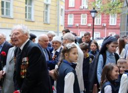 Празднование 74-й годовщины Победы (24)