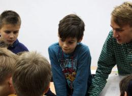 Лекции Дети детям (5)